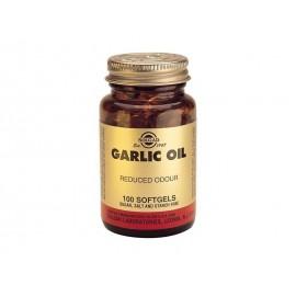SOLGAR GARLIC OIL 100 SOFTGELS