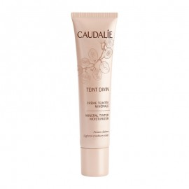 CAUDALIE TEINT DIVIN MINERAL TINTED MOISTURIZER FOR LIGHT TO MEDIUM SKIN 30ML