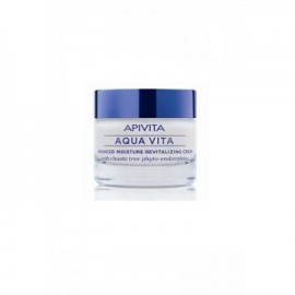 APIVITA AQUA VITA ADVANCED MOISTURE REVITALIZING GREAM GEL VERY DRY SKIN 50ML