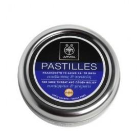 APIVITA PASTILLES WITH EYCALYPTUS & PROPOLIS