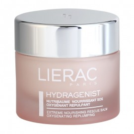 LIERAC HYDRAGENIST MOISTURIZING CREAM OXYGENATING REPLUMPING DRY - VERY DRY 50ML