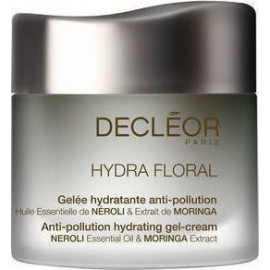 DECLEOR HYDRA FLORAL ANTI-POLLUTION HYDRATING GEL CREAM 50ML