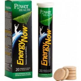 POWER HEALTH ENERGY NOW 20 EFF.TABS