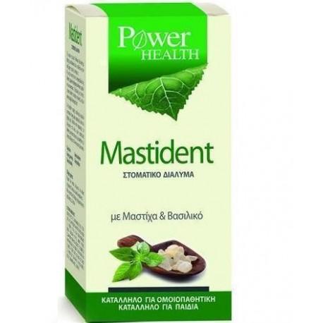 POWER HEALTH MASTIDENT MOUTH WASH 250ML