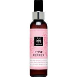 APIVITA ROSE PEPPER BODY MASSAGE OIL 150ML