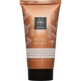 APIVITA ROYAL HONEY RICH BODY CREAM 150 ML
