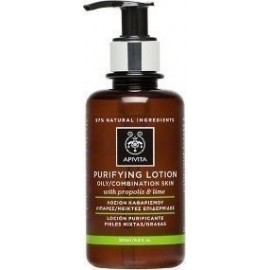 APIVITA PURIFYING LOTION PROPOLIS & LIME 200ML