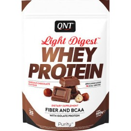 QNT Light Digest Whey Protein Hazelnut Chocolate 40gr