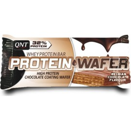 QNT 32% Protein Wafer Bar Belgian Chocolate 35gr