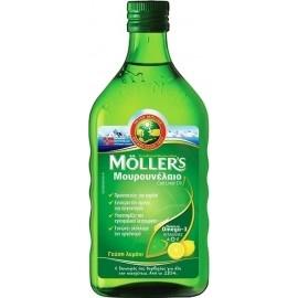MOLLER'S ΜΟΥΡΟΥΝΕΛΑΙΟ LEMON 250ML
