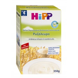 HIPP ΡΥΖΑΛΕΥΡΟ ΓΙΑ ΒΡΕΦΗ 350GR