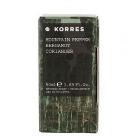 KORRES MEN FRAGRANCE MOUNTAIN PEPPER 50ml