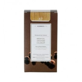 KORRES ARGAN COLOR TOFFEE 8.7