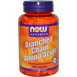 BRANCHED CHAIN AMINO 120CAPS