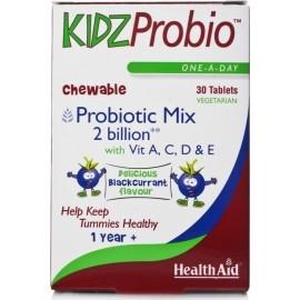 HEALTH AID KIDZ PROBIO 30TAB