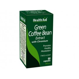 HEALTH AID GREEN COFFEE BEAN EXTRACT 60CAPS