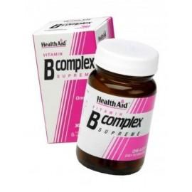 HEALTH AID B COMPLEX SUPREME 30CAP