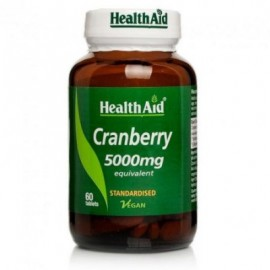 HEALTH AID CRANBERRY EXTRACT 60TABS