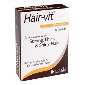 HEALTH AID HAIRVIT 30CAPS