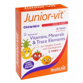 JUNIOR-VIT CHEW.TABL X30 2+