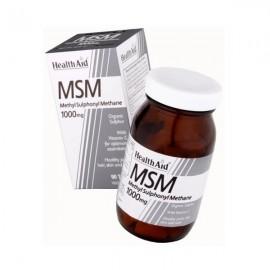 HEALTH AID MSM 1000MG 90 TABS