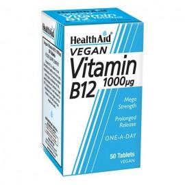 HEALTH AID VITAMIN B12 100 TABS
