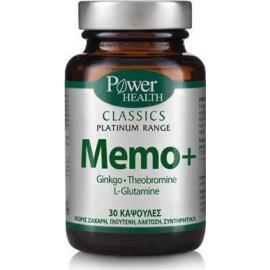 POWER HEALTH PLATINUM MEMO 30 CAPS