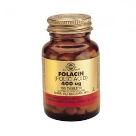 SOLGAR FOLACIN 400MCG 100TABS