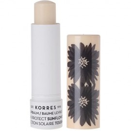 KORRES LIPBALM SUNFLOWER SPF20 5.0ML