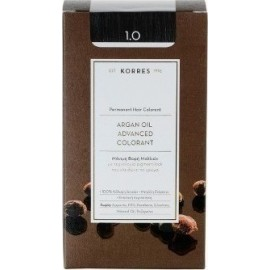 KORRES ARGAN OIL ADVANCED COLORANT 1.0 BLACK