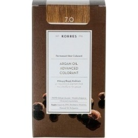 KORRES ARGAN OIL ADVANCED COLORANT  7.0 BLONDIE