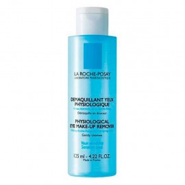 LA ROCHE POSAY DEMAQUILLANT YEUX PHYSIOLOGIQUE 125ML