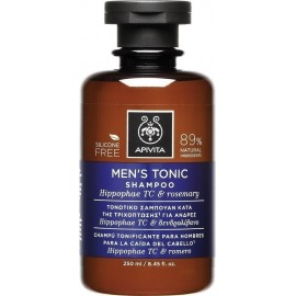 APIVITA MENS TONIC SHAMPOO HIPPOPHAE&ROSEMARY 250ML