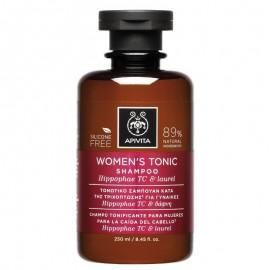 APIVITA WOMEN'S TONIC SHAMPOO HIPPOPHAE&LAUREL 250ML
