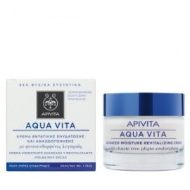 Aqua Vita Oil/dry Face Cream 50ml
