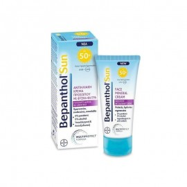 BEPANTHOL SUN FACE MINERAL CREAM SPF50