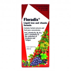 POWER HEALTH FLORADIX IRON 250ML