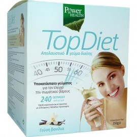 POWER HEALTH TOP DIET 10SACHETS 350GR