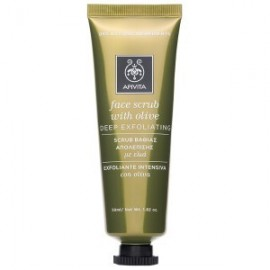 APIVITA FACE SCRUB 50ML OLIVE