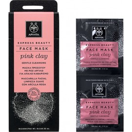 APIVITA EXPRESS BEAUTY MASK PINK CLAY