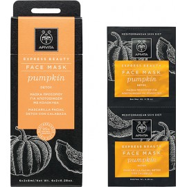 APIVITA EXPRESS BEAUTY FACE MASK PUMPKIN