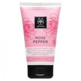 APIVITA ROSE PEPPER FIRMING BODY CREAM 150ML