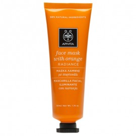 APIVITA FACE MASK WITH ORANGE