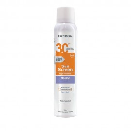 FREZYDERM SUN SCREEN MOUSSE SPF30 200ML
