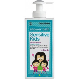 FREZYDERM SENSITIVE KID'S SHOWER BATH & FAMILY 200ML