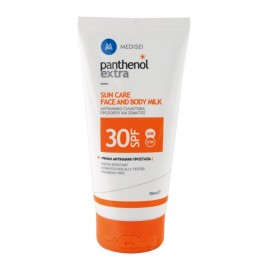 PANTHENOL EXTRA SUN CARE FACE & BODY MILK SPF30 150ML