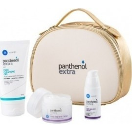 PANTHENOL EXTRA GIFT FOR HER FACE & EYE CREAM 50 ML + FACE & EYE SERUM 30 ML + ΔΩΡΟ FACE CLEANSING GEL 150 ML