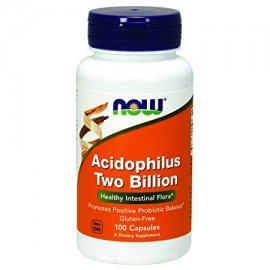 NOW 2 BILLION ACIDOPHILUS 100 CAPS