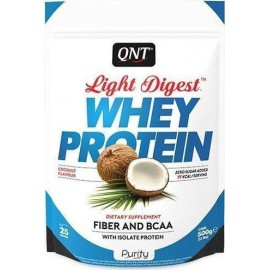 QNT Light Digest Whey Protein Coconut 40gr