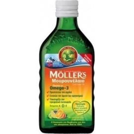 MOLLER'S ΜΟΥΡΟΥΝΕΛΑΙΟ TUTTI FRUTTI 250ML